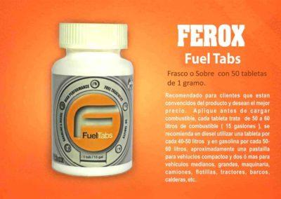 Ferox Frasco 50 EF
