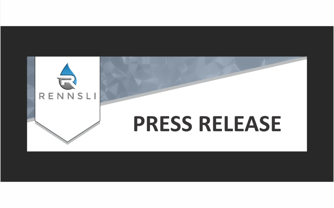 PRESS RELEASE Rennsli Files Federal Patent Infringement Suit Against Combustion Technologies USA LLC, Brett Winberg, and Boost Performance Products